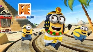 Despicable Me: Minion Rush - Family Vacation - Update Trailer