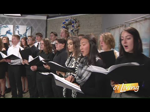 GCMS High School Chamber Choir Performance #3