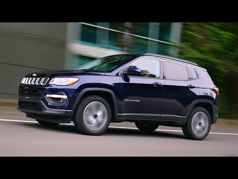 2017 Jeep Compass - Review and Road Test