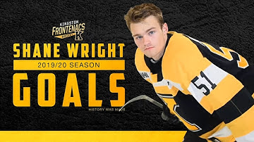 Every Goal From Shane Wright's Remarkable OHL Rookie Season