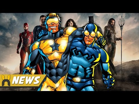 Booster Gold Movie NOT in the DCEU? And MORE!