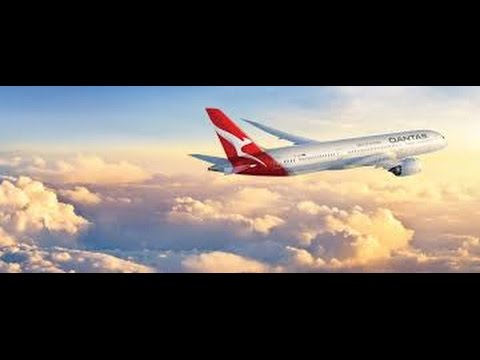 IFS (TAKEOFF FROM CANBERRA & LANDING IN SYDNEY, AUSTRALIA) WITH BOEING 787 QANTAS