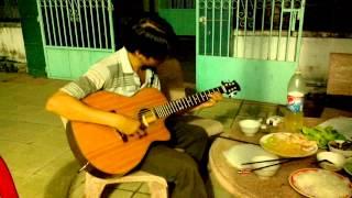 LIEN KHUC GUITAR BOLERO NGAU HUNG SIEU DANG 7