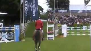Cristallo and Richard Spooner La Baule Longines Grand Prix May 2013