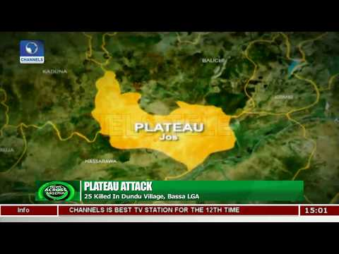25 Killed In Dundu Village Bassa LGA |News Across Nigeria|