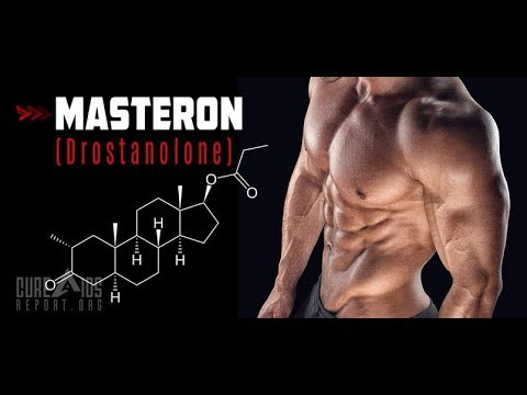 Masteron (Drostanolone) - The Ultimate Guide For Beginners 2019