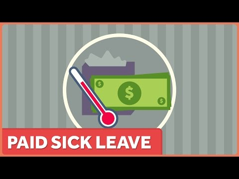 The Benefits of Paid Sick Leave for Workers, Employers, and Pretty Much Everybody