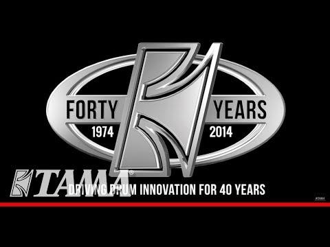 TAMA 40th Anniversary Event at 2014 Winter Namm Show