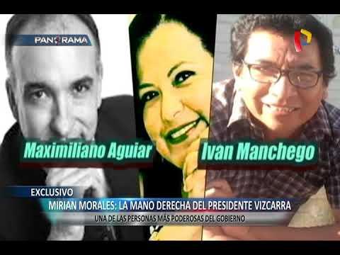 EXCLUSIVO   La poderosa Mirian Morales, mano derecha del Presidente Vizcarra