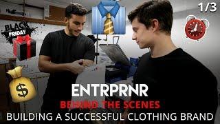 Packages From Peru, David's Nipples & Financials! BTS Video 1/3 | ENTRPRNR®