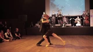 Crossover Istanbul 2019 - Teachers Improvisation - Nicolas Deniau & Mikaela Hellsten