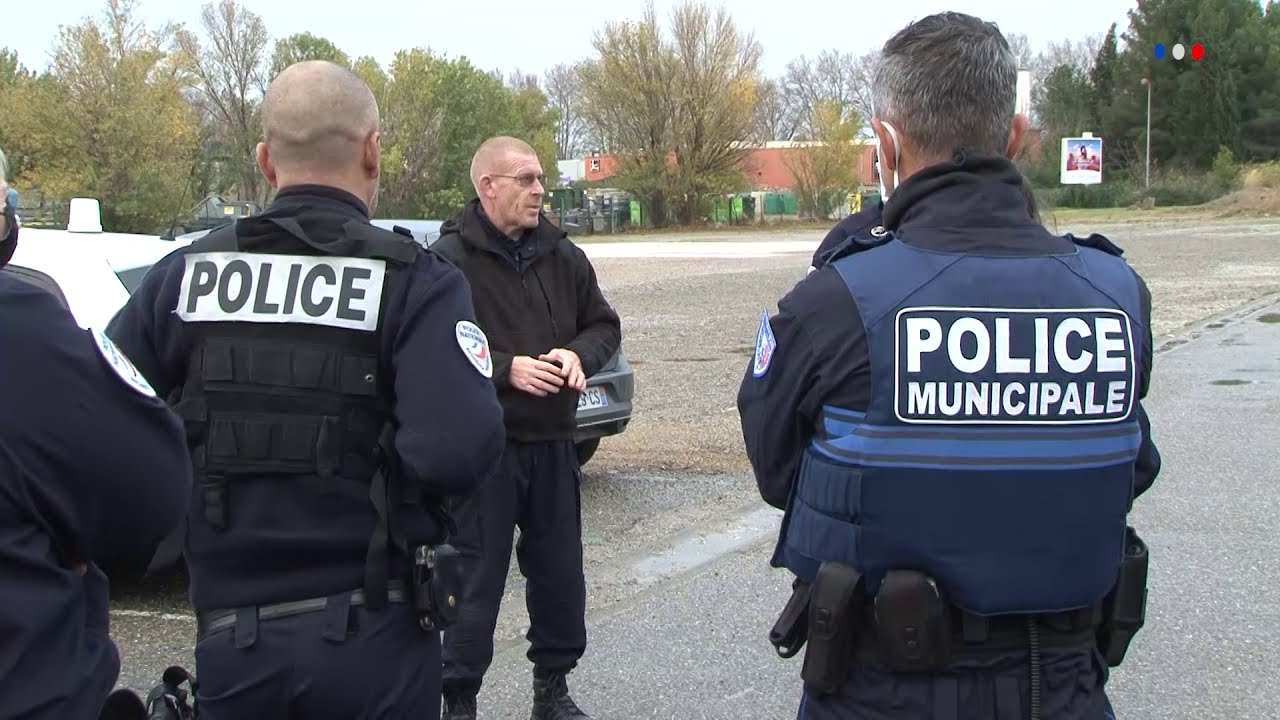 Download [EXERCICE] Attentat à Narbonne - Police Nationale / Municipale