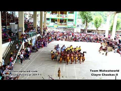Bontoc Foundation Day and Am among Festival 2017 Riverside Cluster