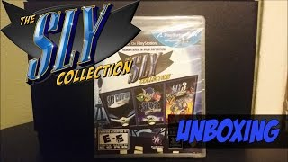 The Sly Collection - PS3 Unboxing