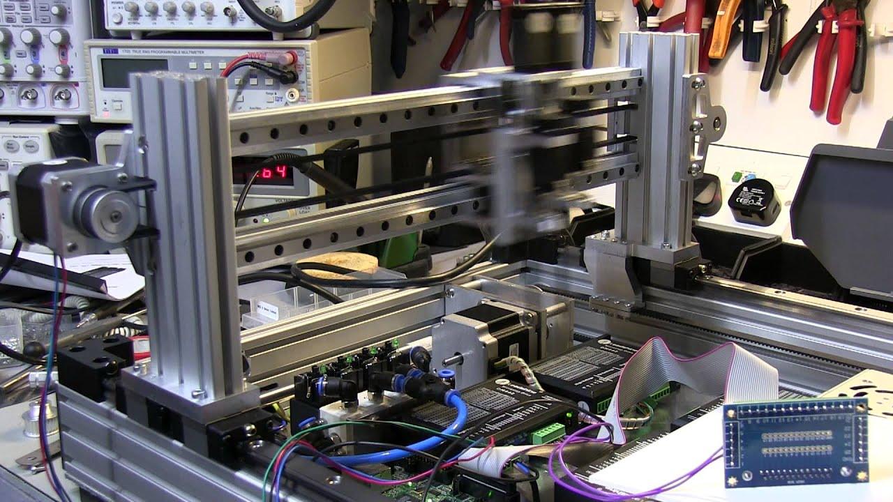 Brian Dorey's PnP (Pick n Place) - 3D printer list