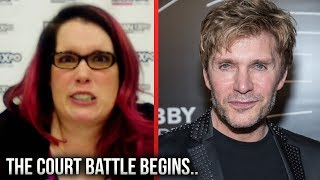 VIC MIGNOGNA NEW STATEMENT! WAR TIME! LAWYERING UP!  WAR AGAINST MONICA RIAL (BULMA - FUNIMATION)