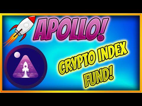 APOLLO INDEX FUNDS! CRYPTO INDEX FUND! PASSIVE INCOME! CRYPTO INVESTING MADE SIMPLE! APOLLO TOKEN
