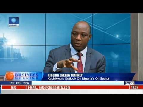 Business Morning: Kachikwu's Outlook On Nigeria's Oil Sector