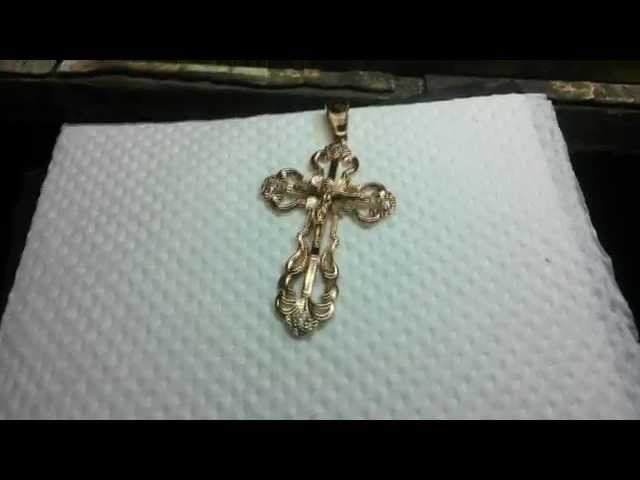 Крест с камнями\Cross with stones
