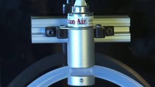 Resolution Air Miniature Proportional Pinch Valve Series Summary