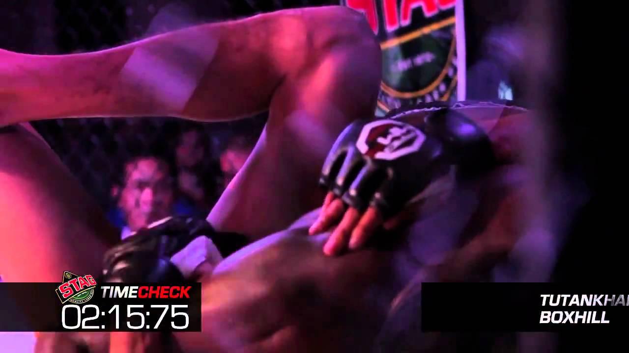 Download CUFF 02 - Tutankhamun vs Boxill - Round 1 - DVD Version
