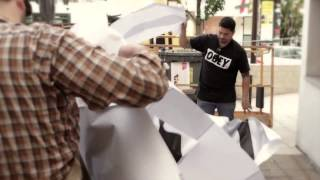shepard fairey obey paris 17 juin teaser