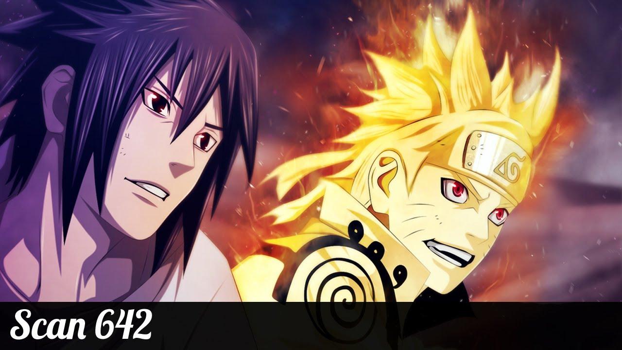 Review Naruto Shippuden scan 642   Sennin modo no chikara! - YouTube