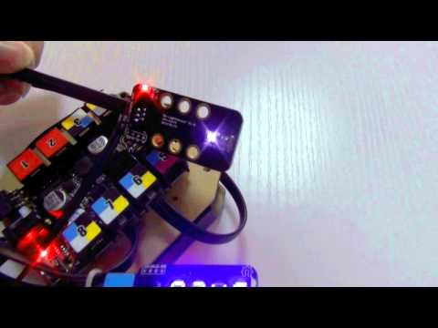 Me Light and Grayscale Sensor V1.0