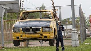 Современная уникальная пожарно-спасательная техника на защите Москвы в музыкальном видео