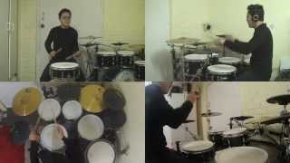 My Chemical Romance - Welcome To The Black Parade (drum cover) by Budi Fang