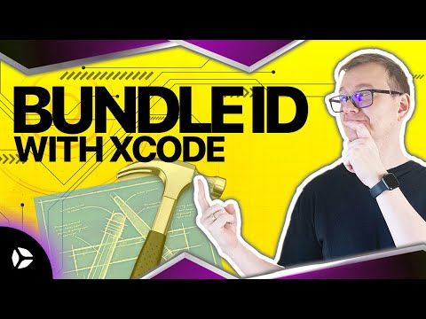 How To Create Bundle ID With Xcode (2019)