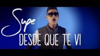 JUNIOR - Desde que te vi - Video Lyric Oficial HD