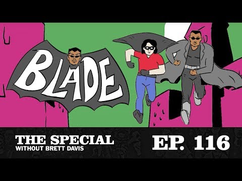 """The Special Ep. 116: """"Blade"""" with Ikechukwu Ufomadu, Colin Burgess, Eudora Peterson & Showtime Goma"""