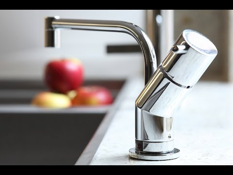 Interesting And Unique Kitchen Faucet Tapware - YouTube