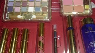 Estee lauder holiday Kit 2012 review Thumbnail