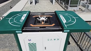GLOBALink | UAVs used in China's Xinjiang to assist with maintenance of electricity substation