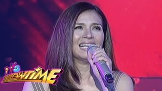 "Zsa Zsa Padilla performs ""Just A Love Song"" on It"