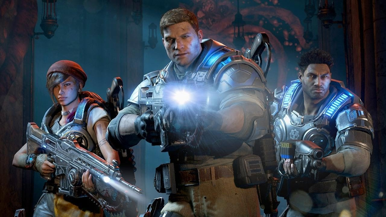 Gears Of War 4 Live Ign Live Youtube