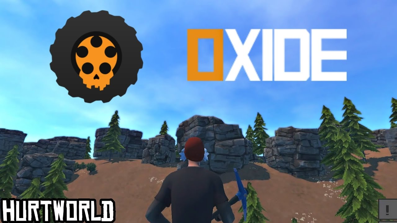 How To Set Up Oxide Mod And Install Plugins On Your Hurtworld Server