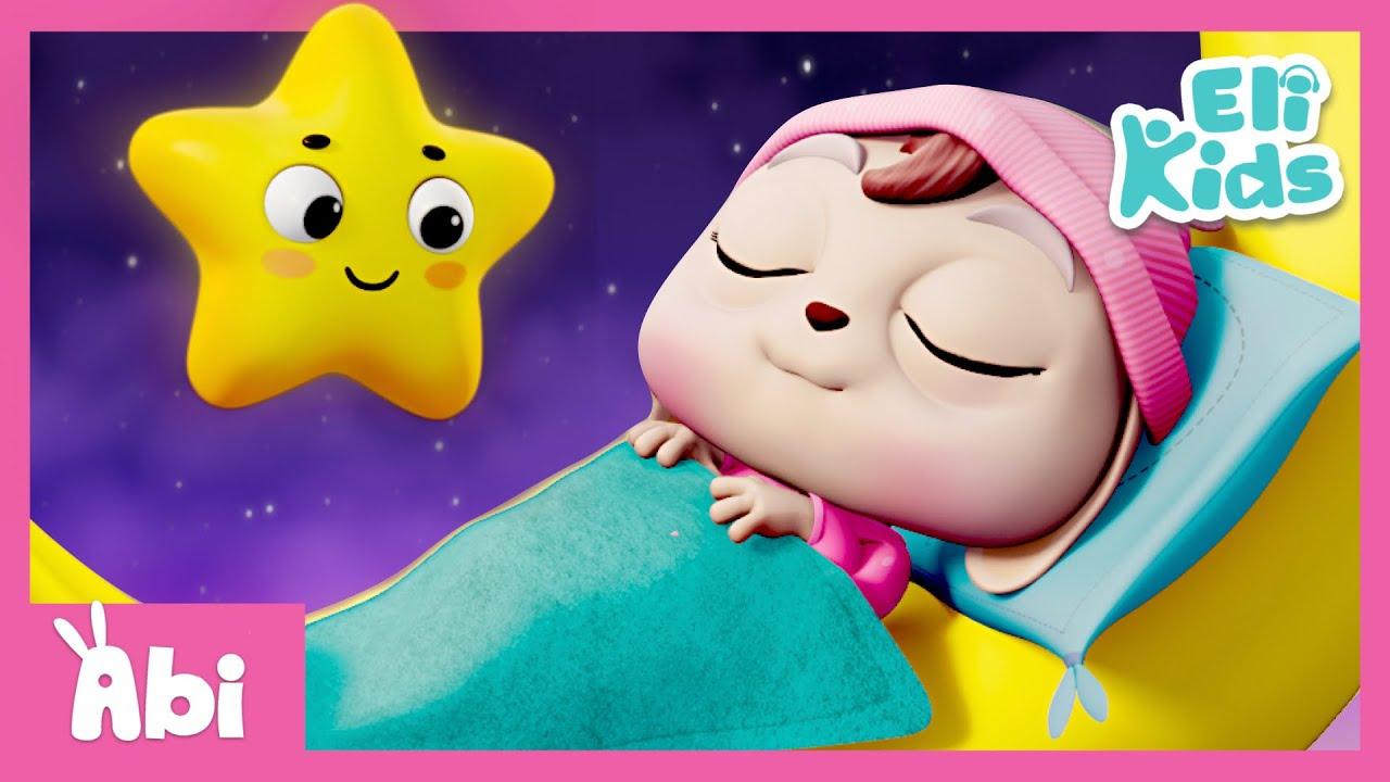 Lullaby | Baby Sleep Songs | Eli Kids Songs & Nursery Rhymes