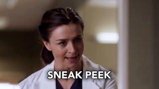 """Grey's Anatomy 12x06 """"The Me Nobody Knows"""" - Grey Sloan Memorial no..."""