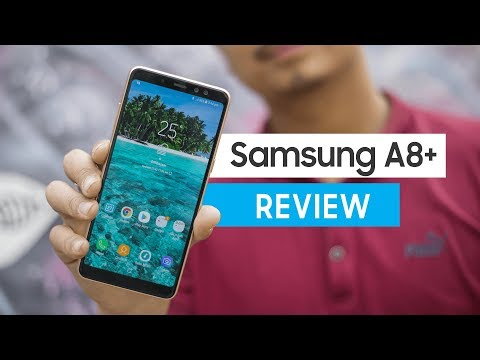Samsung Galaxy A8 Plus Review!