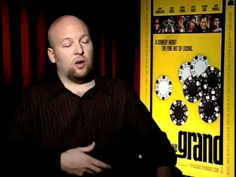 The Grand - Exclusive: Zak Penn Interview