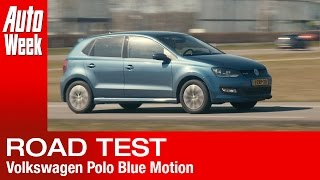 Volkswagen Polo Blue Motion - Road test