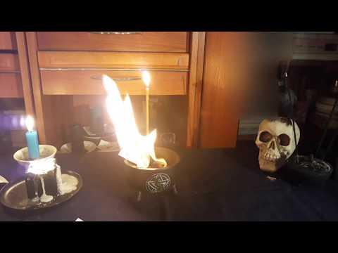 Сжигание проблем. Онлайн ритуал для вас