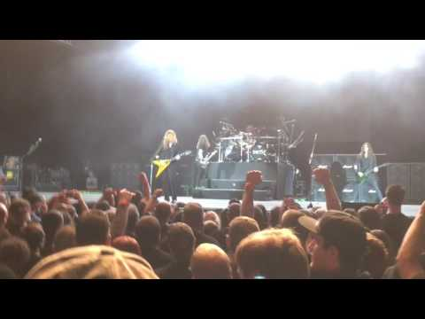Megadeth - Mechanix Portsmouth VA 06/28/2017