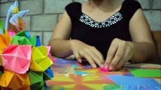 Origami - Rosa
