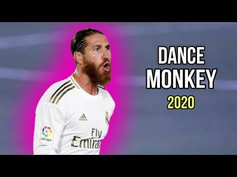 Sergio Ramos ● Tones And I - Dance Monkey ● Defensive Skills U0026 Goals | 2020-2021 | HD