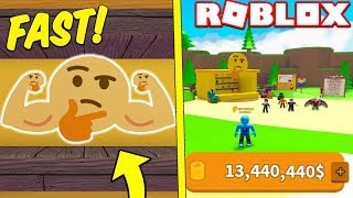 How to get FREE BRAINPOWER!! (Roblox Thinking Simulator)