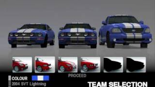 Ford Street Racing PC Version Gameplay
